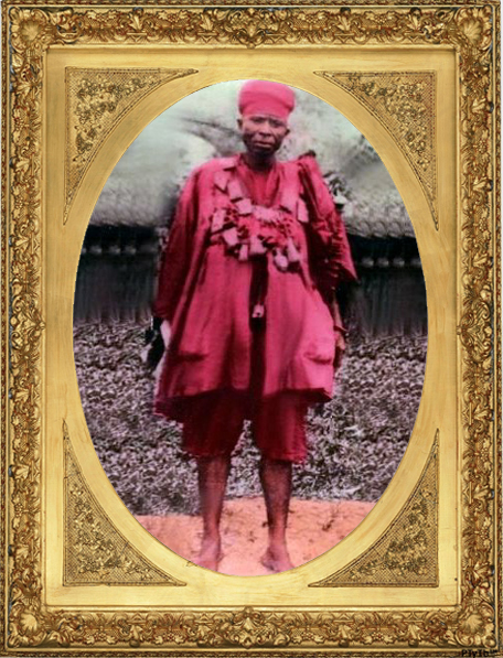 OGEDENGBE, THE GENERALISSIMO OF THE EKITI-PARAPO ARMY